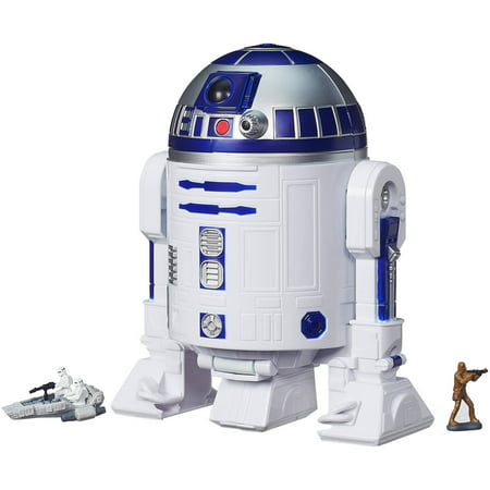 Star Wars The Force Awakens Micro Machines R2-D2
