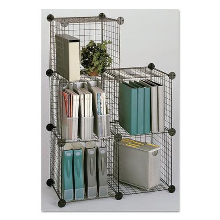 Safco Wire Cubes Set - Walmart.com