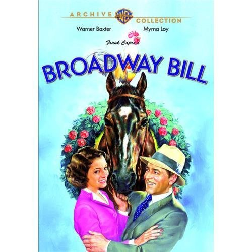 Broadway Bill (Warner Brothers Digital Dist.  Archive Collection  On Demand DVD-R) by