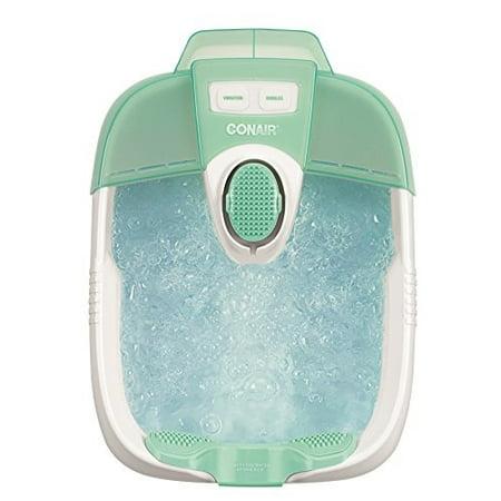 Conair Foot/Pedicure Spa with Massage Bubbles