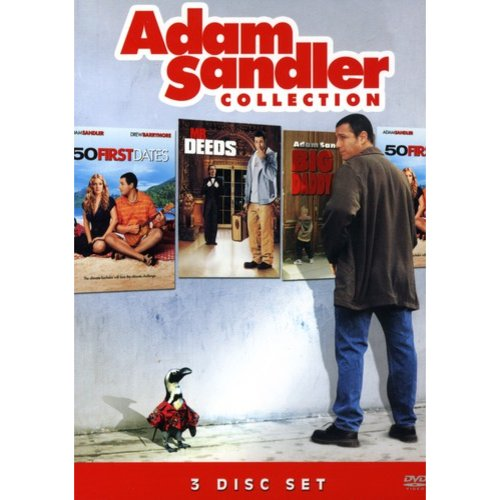 Adam Sandler - The Adam Sandler Collection [3 Discs] [DVD]