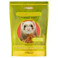 Marshall Ferret Crunch Dry Food, 3.75 lb