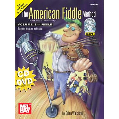 Great American Fiddle Collection (The American Fiddle Method 1)
