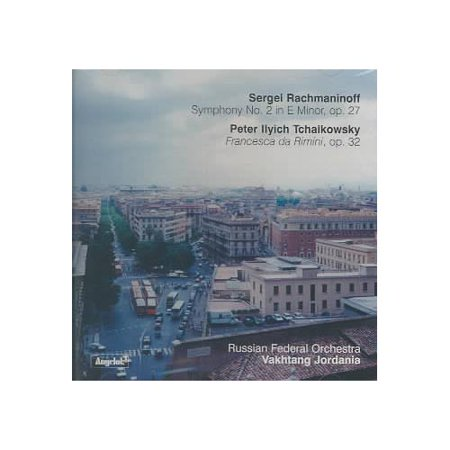 Rachmaninoff  Symphony No  2  Tchaikowsky  Francesca Da Rimini