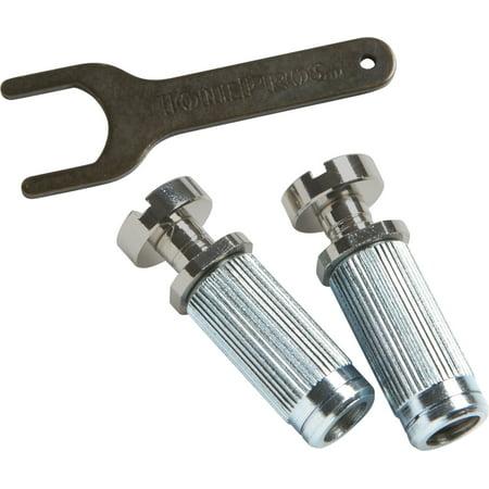 Steel Vintage Locking Studs with U.S. (Tonepros Locking Studs)