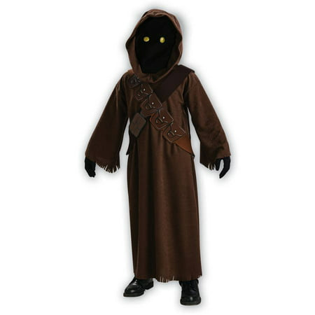 Star Wars Jawa Child Halloween Costume](Kids Starwars Costumes)