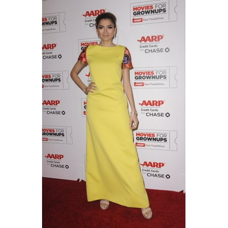 Blanca Blanco At Arrivals For Aarp The MagazineS Movies For Grownups Awards The Beverly Wilshire Hotel Beverly Hills Ca February 8 2016 Photo By Elizabeth GoodenoughEverett Collection Celebrity