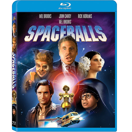 Spaceballs (Blu-ray) (Widescreen)