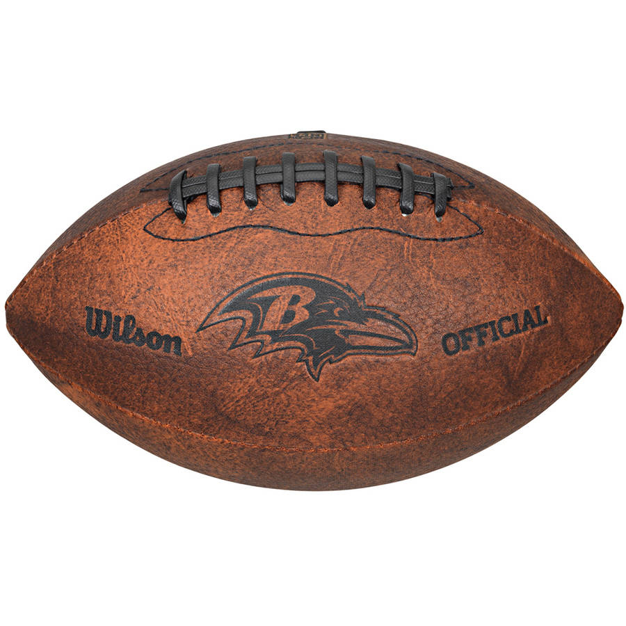 "Wilson NFL 9"" Collectible Football, Baltimore Ravens"