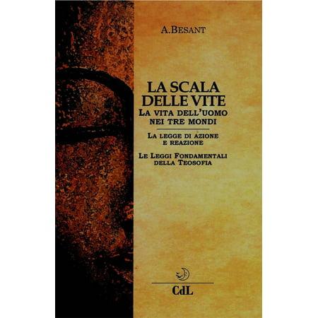 La Scala Eight Light (La Scala delle Vite - eBook )