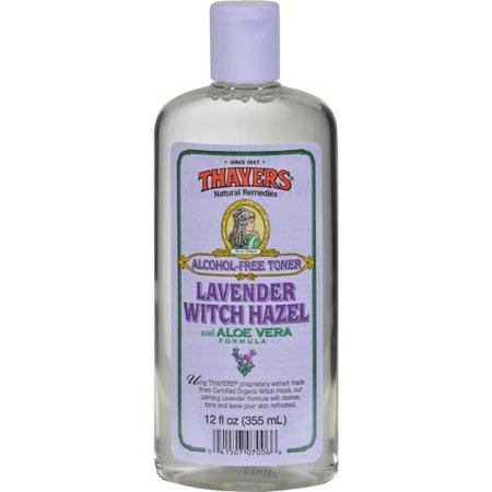 Thayers HG0557496 12 fl oz Witch Hazel with Aloe Vera