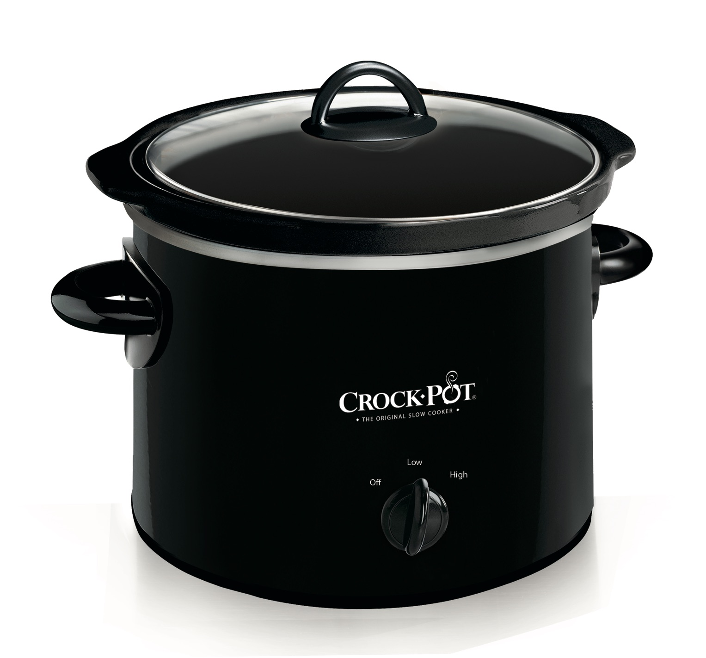 Crock-Pot 2 Quart Round Manual Slow Cooker