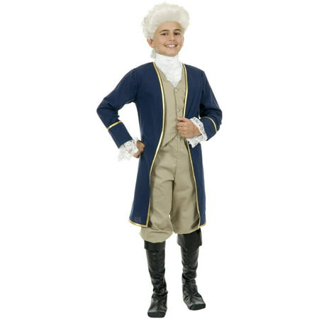 George Washington Child Halloween Costume, X-Large (12-14)](Halloween Washington Square Park)