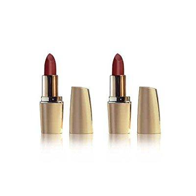 Iba Halal Care Purelips Moisturizing Lipstick  Shade A90 Coral Glow  4 G