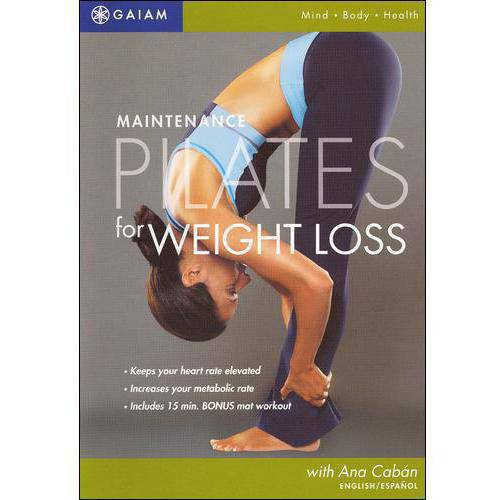 Maintenance Pilates For Weight Loss (DVD/CD)