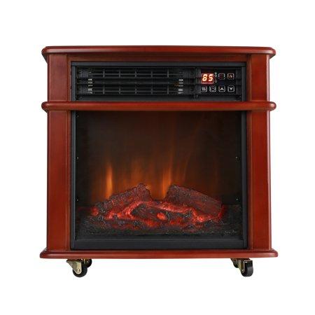 Caesar Fireplace Fp404r Qc Infrared Quartz Electric