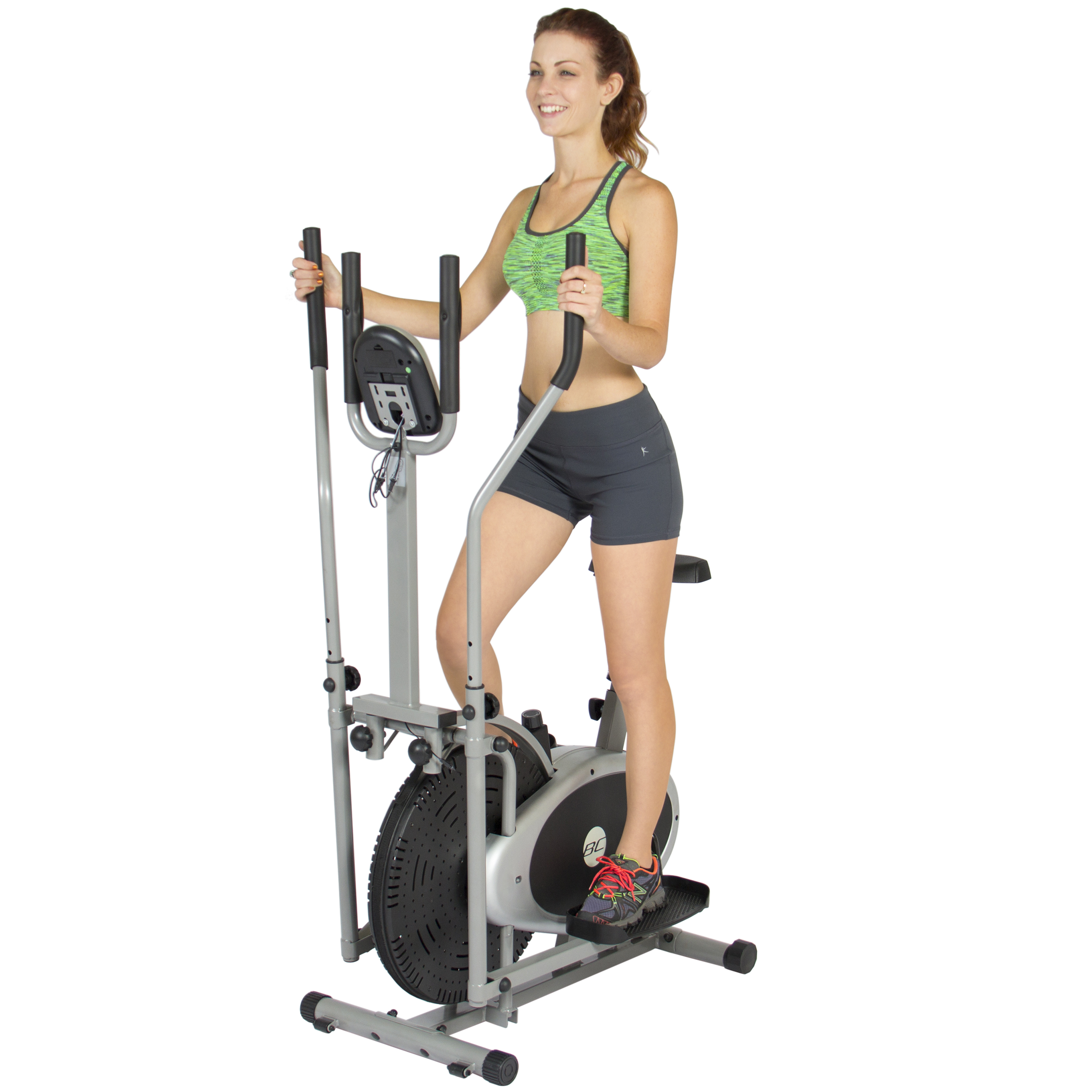 Gazelle Exercise Machine >> Gazelle Freestyle Machine With Workout Dvd And Water Bottle