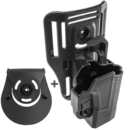 Orpaz Sig p320 Holster Fits Sig Sauer p320 and Sig P250, Level 2 Low-Ride