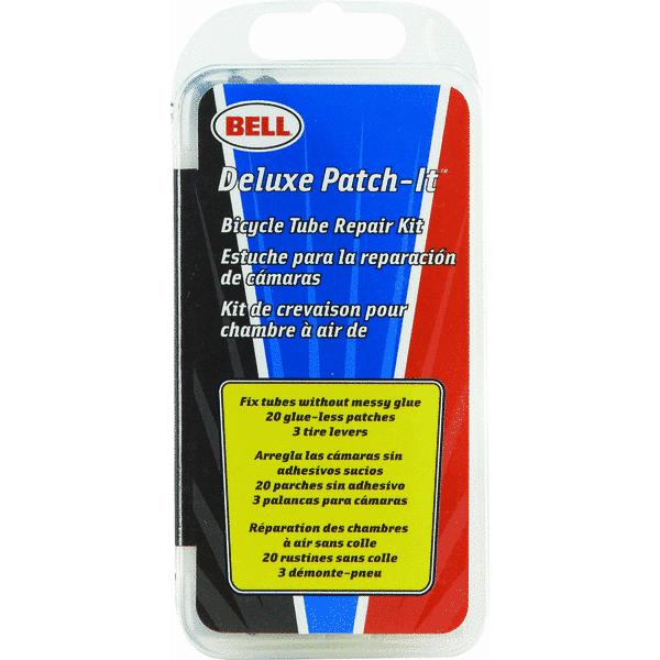 Deluxe Patch-It Bicycle Tube Repair Kit
