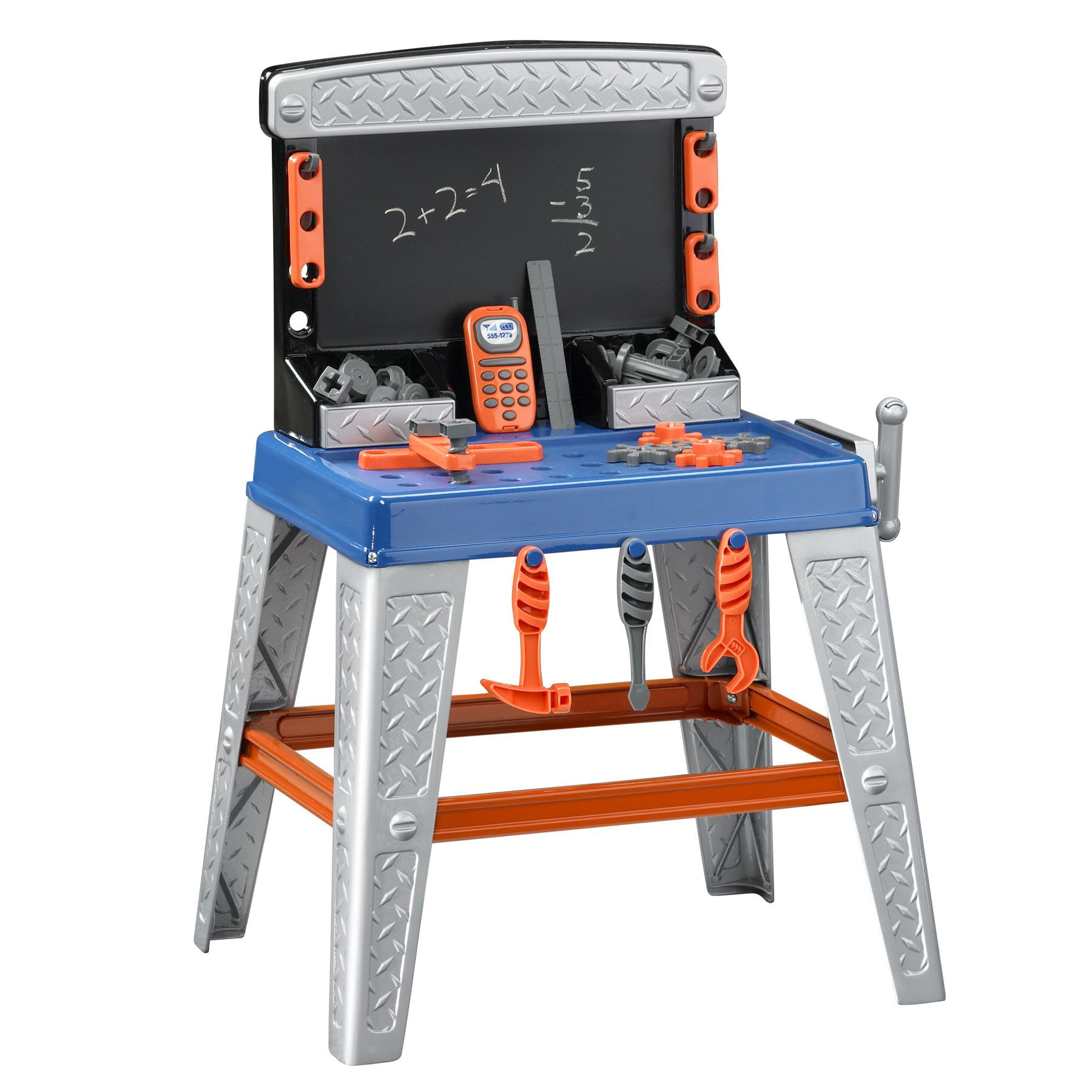 Incredible American Plastic Toys My Very Own Tool Bench Walmart Com Gmtry Best Dining Table And Chair Ideas Images Gmtryco