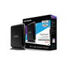 NETGEAR Nighthawk® AC1900 WiFi DOCSIS® 3.0 Cable Modem Router – (C7000) Get the fastest WiFi currently available on WiFi cable modem routers and enjoy a blazing-fast, lag-free WiFi experience for gaming, video streaming or surfing. Homes come in all shapes and sizes, and Nighthawk AC1900 WiFi Cable Modem Router provides WiFi coverage no matter where you connect in your home.