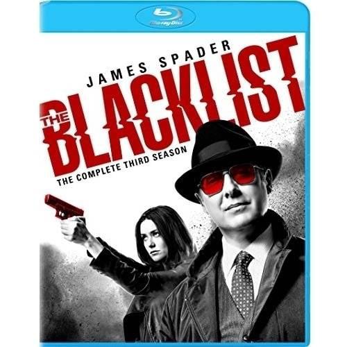 The Blacklist: The Complete Third Season (Blu-ray + Digital HD) COLBR47628