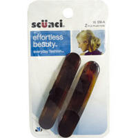 Scunci Barrettes 2-count (3-Pack)