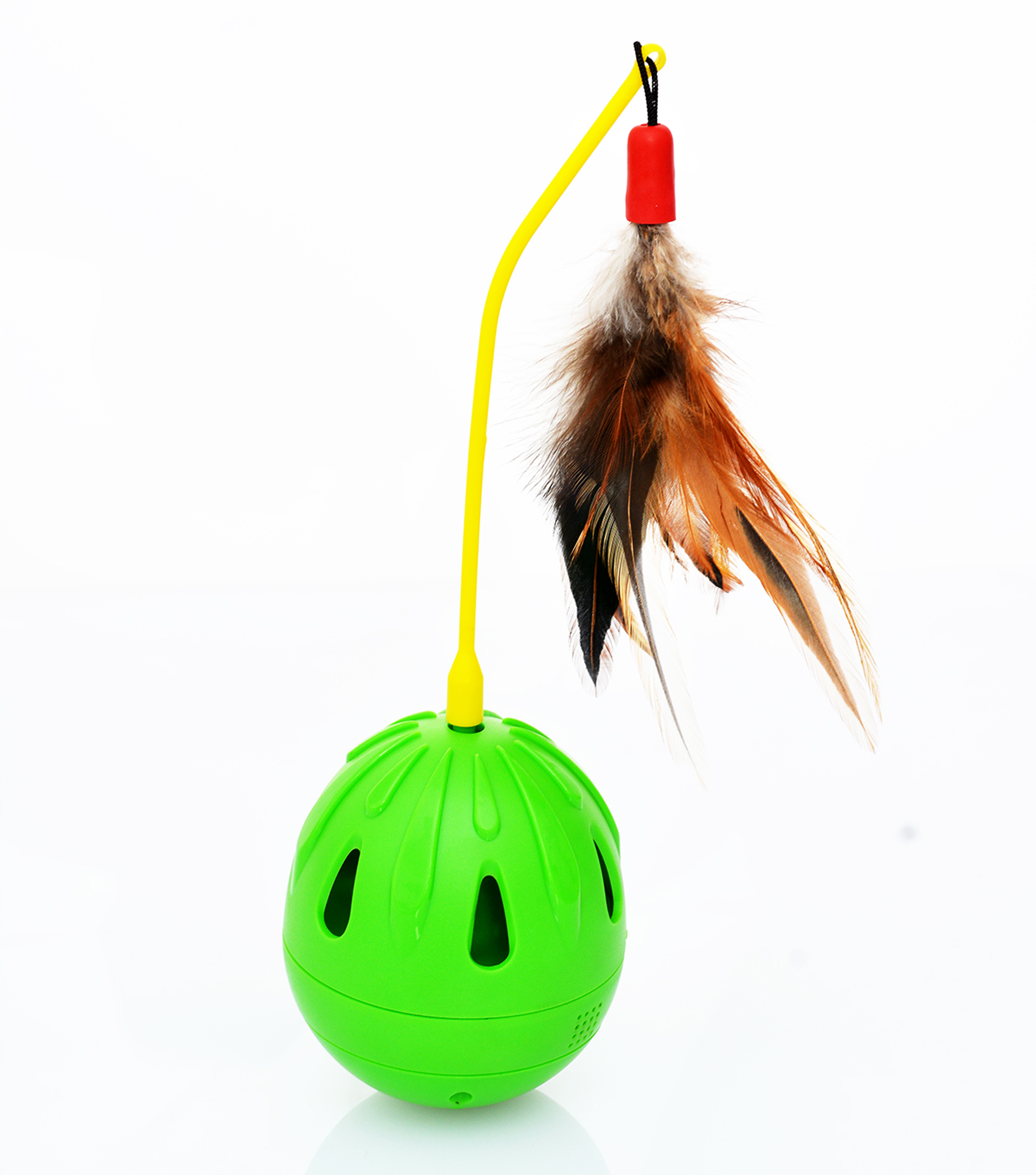 Iconic Pet Tricky Tumble Interactive Cat Toy by Iconic Pet