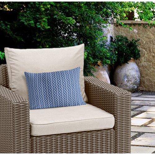 Bungalow Rose Duffy Rinaldo Indoor Outdoor Lumbar Pillow Walmart Com