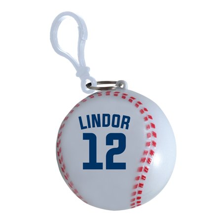 - Francisco Lindor Cleveland Indians Player Poncho Ball - No Size