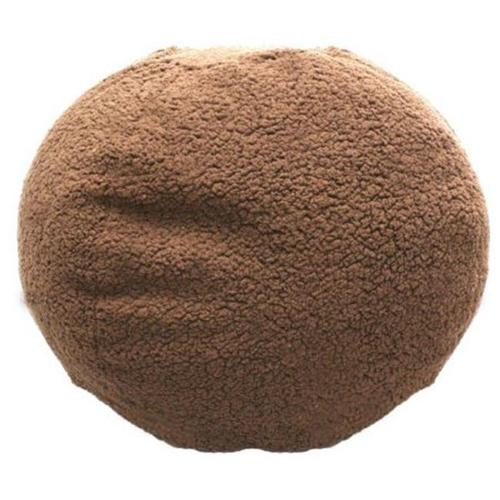 ***DISCONTINUED*** Komfy Kings Toddler Classic Bean Bag - Chocolate Sherpa