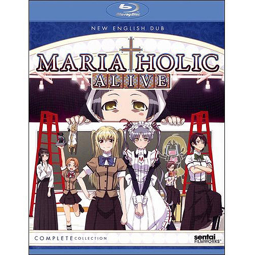 Maria Holic: Alive! - Complete Collection (Blu-ray)