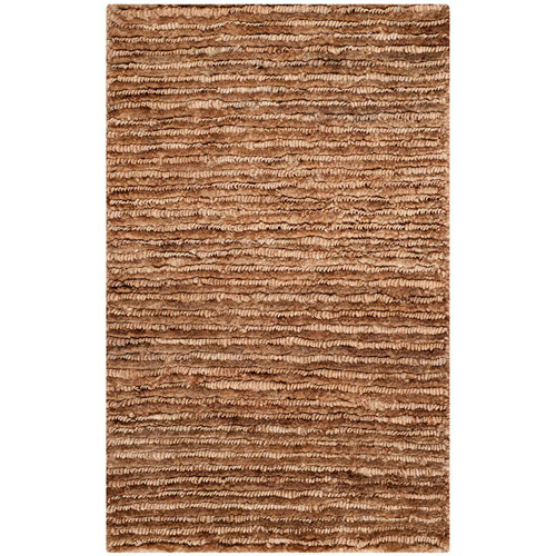 Safavieh Organic Drummond Hand-Knotted Jute Area Rug, Natural