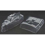 Clear Body w/ 6.5 Wing: TLR22-4