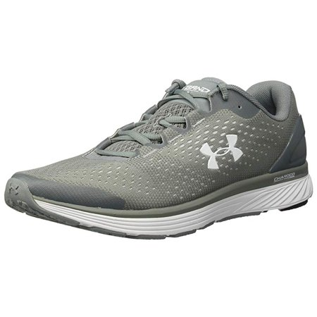 info for e364e 85856 Under Armour Men's Charged Bandit 4 Running Shoe, Steel, 7.5 D(M) US
