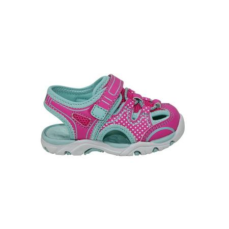 Wonder Nation Infant Girls' Sport Fisherman Sandals