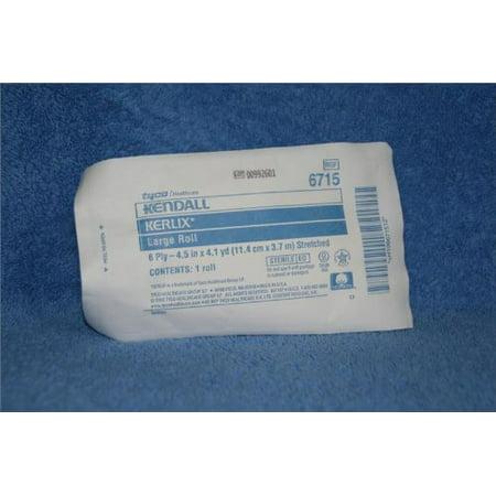 Kerlix Gauze Bandage Rolls, Sterile, 4.5