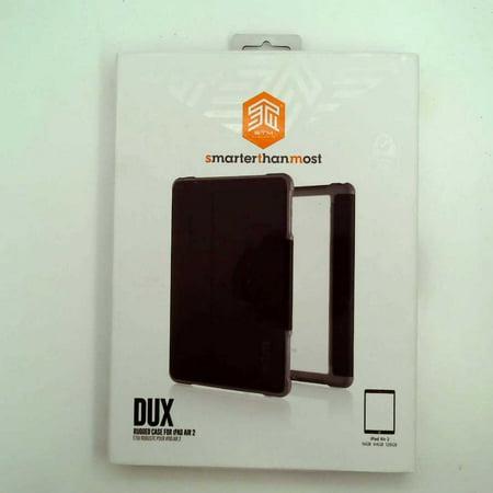 Refurbished Stm Dux Rugged Case For Ipad Air 2 Black