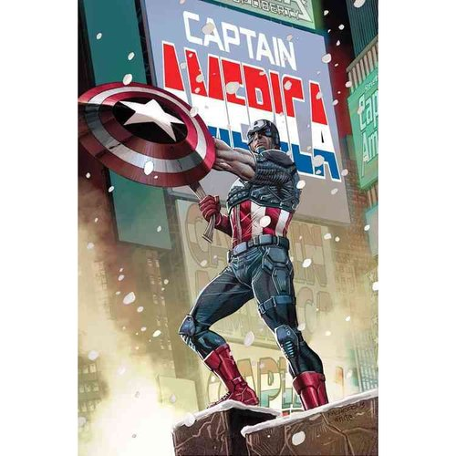 Captain America 3: Loose Nuke (Marvel Now!)