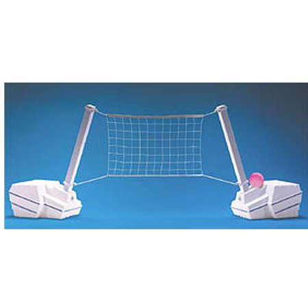 Dunnrite Heavy Duty Slamvolly Swimming Pool Volleyball Set