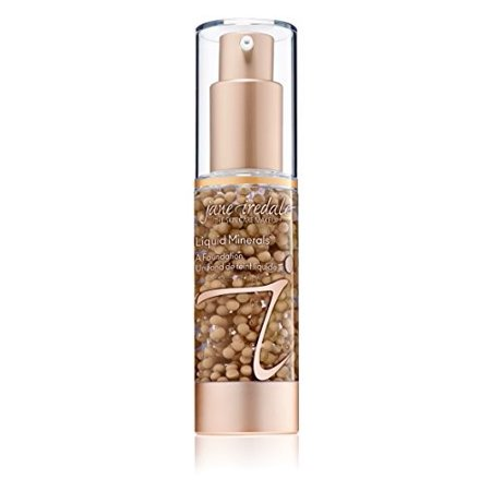 jane iredale liquid minerals a foundation, honey bronze, 1.01 oz.