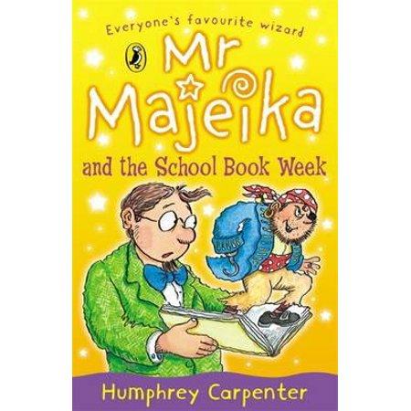 Mr. Majeika and the School Book Week](Catholic Schools Week)