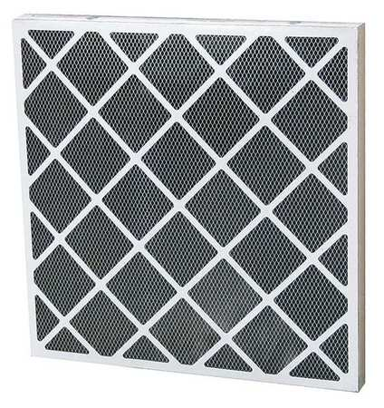 OMNITEC OG2424D Carbon Filter Pad, 24inHx24inWx2inL by OMNITEC DESIGN INC.