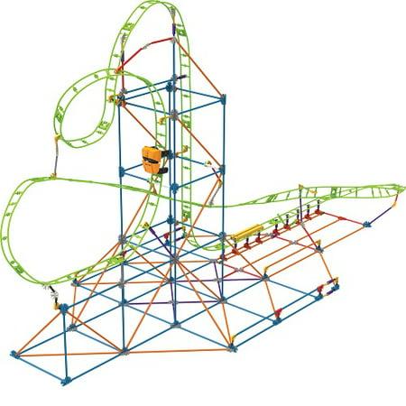 KNEX LIMITED PARTNERSHIP GROUP 15407 Roll Coaster Knex Set