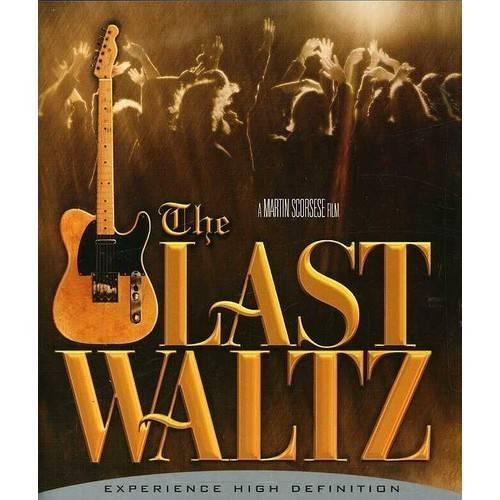 Last Waltz (Blu-ray), The (Widescreen)