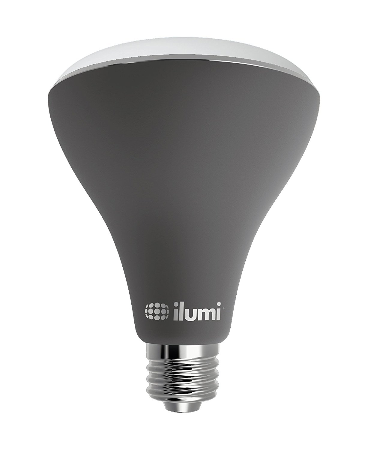 Ilumi Outdoor Bluetooth Smart Led Br30 Flood Light Bulb 2nd Wiring A Generation Smartphone Controlled Dimmable Multicolored Color Changing Works With