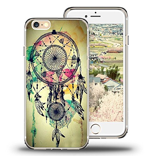 Ganma Dream Catcher Rubber Case For iPhone X, 10 ( 5.8 inch)