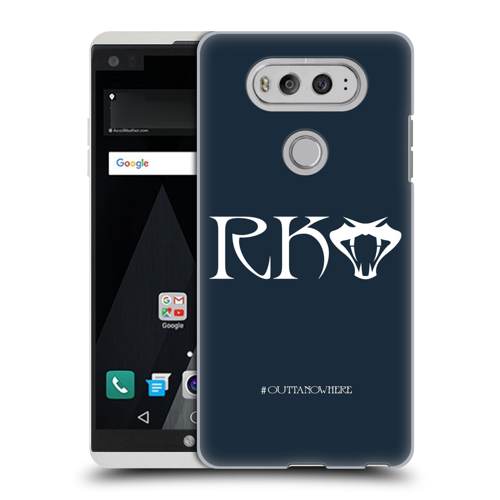 OFFICIAL WWE RANDY ORTON HARD BACK CASE FOR LG PHONES 1