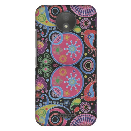 the latest d45b3 f3414 Motorola Moto C Plus Case, Premium Handcrafted Designer Hard Shell Snap On  Case Printed Back Cover with Screen Cleaning Kit for Motorola Moto C Plus,  ...