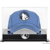 Minnesota Timberwolves Acrylic Team Logo Cap Display Case